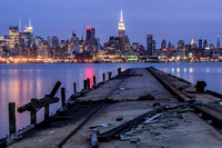 New York from Weehawken NJ